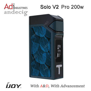 Authentic Ijoy Solo V2 PRO 200W Mod pictures & photos