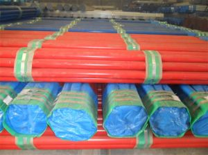 Bs1387 Metallic Sprinkler Fire Seamless Welded Steel Pipe pictures & photos