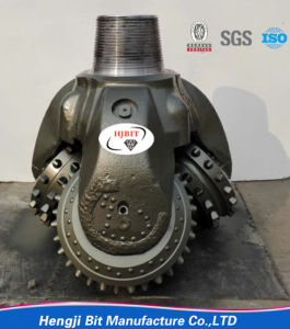 API Button Tooth Tricone Bit IADC527, Water Well Drilling Machine pictures & photos