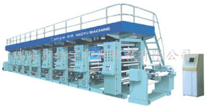 Computerized Gravure Printing Machine (YS-GM)