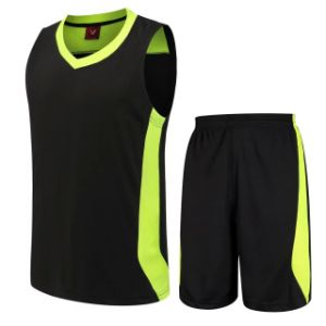 2015 Comfortable Fitness Sports Jersey New Model Basketball Uniform pictures & photos