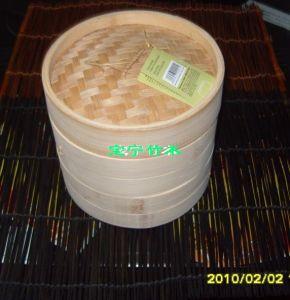 Bamboo Steamer 20cm (BN-ZL0120L)