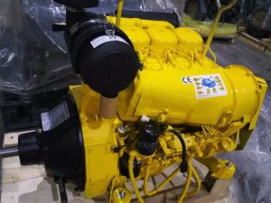Portable Compressor Diesel Engine Air Cooled F3l912 pictures & photos