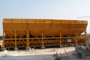 Concrete Batching Plant Pl2400-Pneumatic Discharging pictures & photos
