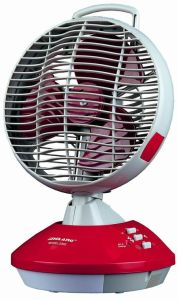 Rechargeable Emergency AC/DC Fan (2302)