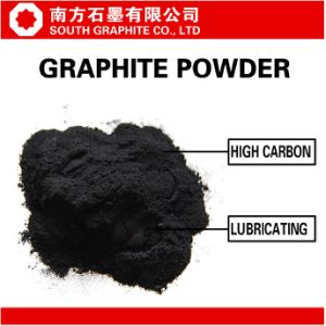 Natural Amorphous Graphite Powder of 200 Mesh or 325 Mesh