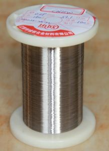 Fine Copper Nickel Alloy Resistance Wire pictures & photos