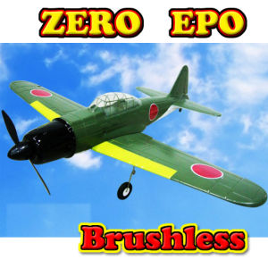 Ep-Tw749-3-2.4g 4CH RC Model Plane Zero Epo pictures & photos