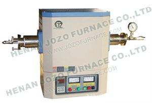High Temperture Heating Mini Vacuum Tube Furnace (JZ-T1500-40) pictures & photos
