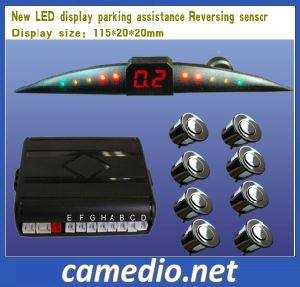 Car Parking System with 4/8 Sensors pictures & photos