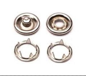 Factory Lead and Nickel Free Brass Alloy Fastener and Prong Button pictures & photos