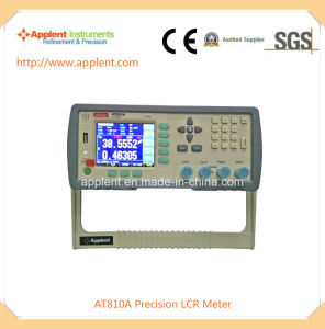 Digital Lcr Meter Capacitance Meter ESR Meter (AT810A) pictures & photos