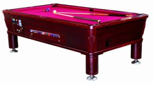 Low Price, Cheap, Sell Hot Cakes Coin-Operated Operating New Pool Table (NC-BT02) pictures & photos