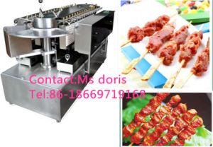 Professional Doner Kebab Machine/Doner Kebab Machine/Automatic Grill Satay pictures & photos