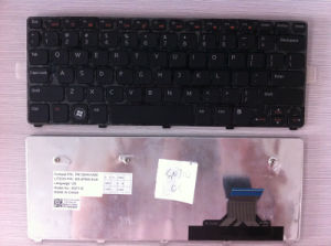 Us Layout Laptop Keyboard for DELL 1090 Notebook Keyboard pictures & photos
