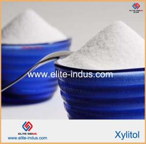 Food Additive Sweetener Organic Xylitol of Gmo Free (CAS: 87-99-0) pictures & photos