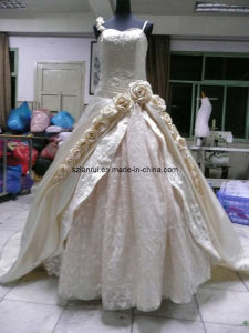 Pretty Wedding Dress (LR-W5001)