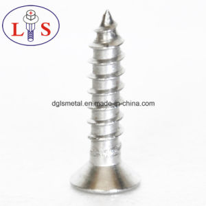Carbon Steel Screws with Zinc Plated pictures & photos