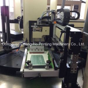 Plastic Scale Screen Printing Machine with Ce Approval pictures & photos
