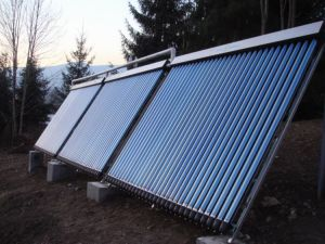 Heat Pipe High Pressure Split Solar Collector pictures & photos