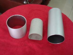 Powder Coated Aluminium Tube (GYA04) 6063 T5 pictures & photos