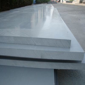 Excellent Quality Grey Rigid PVC Sheet / Board pictures & photos