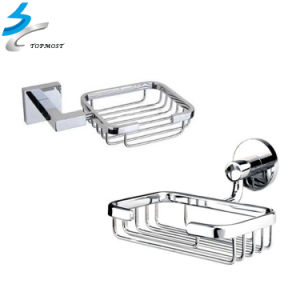 Hardware Metal Stainless Steel Soap Holder in Bathroom Accessories pictures & photos