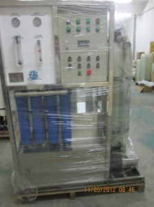 Reverse Osmosis Sea Water Desalination Plant pictures & photos