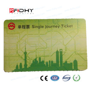 Bespoke NFC Best Bus RFID Card pictures & photos