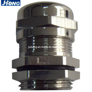 IP68 Waterproof Brass Metal Cable Gland pictures & photos