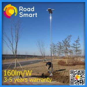 30W Energy Saving LED Motion Sensor Outdoor Garden Solar Street Light pictures & photos