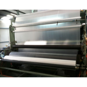 Super Flat Surface Good Wind HDPE Film for Lamination