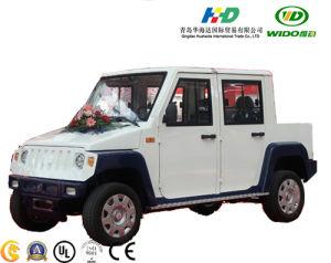 Wido 4 Seats Closed E-Jeeps/ATV/Closed Sightseeing Car