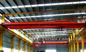 Double Beam Bridge Crane with Electric Hoist (LH)