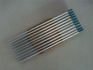 Tungsten Electrode pictures & photos