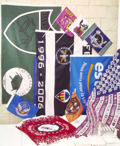A01 Printed Flags pictures & photos