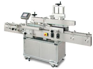 Automatic Single Side Sticker Labeling Machine (YLG-LM-9) pictures & photos