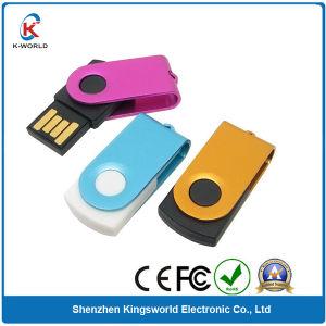 Mini Metal Twister USB Flash Drive pictures & photos