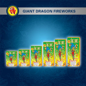 Power Star Firecracker/Liuyang Fireworks/Chinese Fireworks pictures & photos