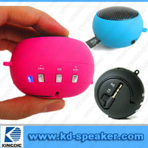 Mini Speaker Support Micro SD Card (KD-MSB006EL)