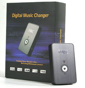 Car Digital CD Charger