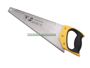 Rubber Handle Hand Saw (H1108) pictures & photos
