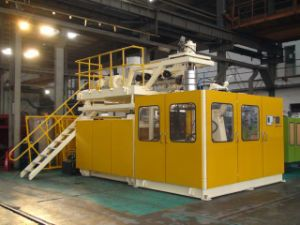 Blow Molding Machine (STBM-A25L)