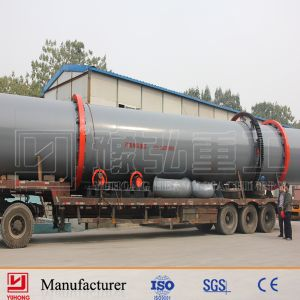 ISO, CE Approved Coal Rotary Dryer pictures & photos