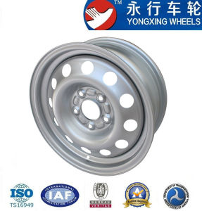 Different Spokes Steel Wheel for 15 Inch