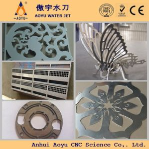 High Pressure Water Jet Cutter Using for Aluminum (CE) pictures & photos