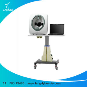 Salon Equipment Magic Mirror Skin Analyzer for Facial Skin Test (LD6021C) pictures & photos