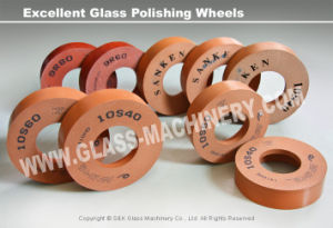 10s60 Glass Polishing Wheel for Glass Edging Machine pictures & photos
