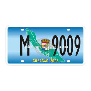 License Plate (Curacao03) pictures & photos