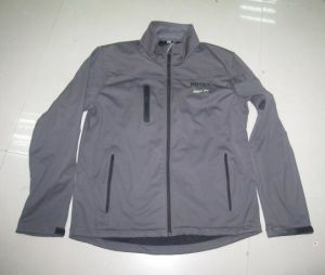 Man Micro Fleece Softshell Jacket